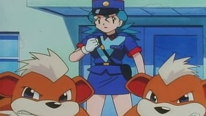 Pokémon Season 1 :Episode 54  The Case of the K-9 Caper!