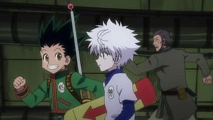 Hunter x Hunter Season 1 :Episode 4  Hope x And x Ambition