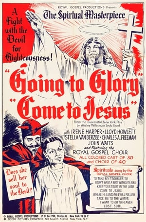 Going to Glory...Come to Jesus
