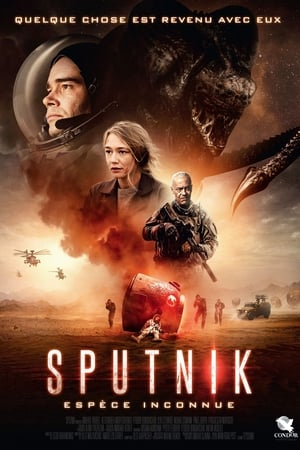 Image Sputnik - Espèce Inconnue