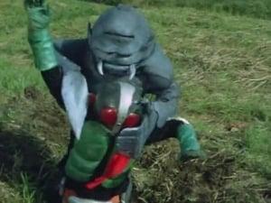 Kamen Rider Season 1 :Episode 28  Underground Monster Mogurang