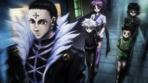 Hunter x Hunter Season 1 :Episode 57  Initiative x And x Law