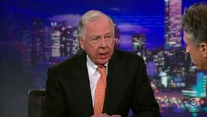 The Daily Show with Trevor Noah Season 16 : T. Boone Pickens