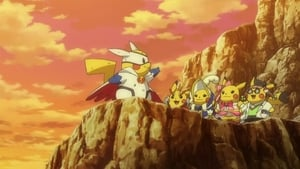 Pokémon Season 18 :Episode 30  Lights! Camera! Pika!