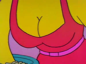 The Simpsons Season 2 :Episode 20  The War of the Simpsons