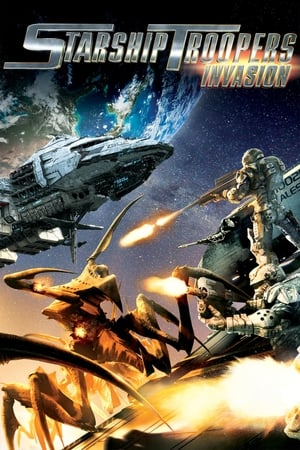 Watch Starship Troopers: Invasion Full Movie