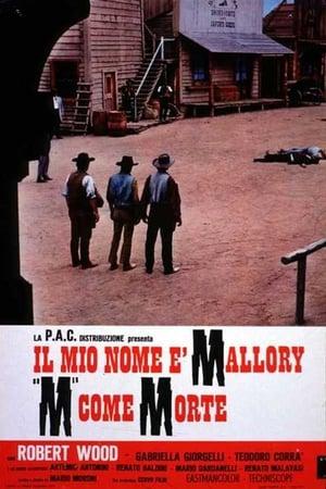 """Il mio nome è Mallory… """"M"""" come morte"""