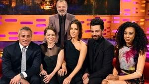 Matt LeBlanc, Emilia Clarke, Kate Beckinsale, Dominic Cooper, Corinne Bailey Rae