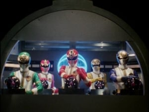 Super Sentai Season 17 : It's Ch'i Power!!
