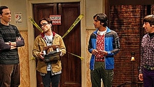 The Big Bang Theory Season 3 Episode 13