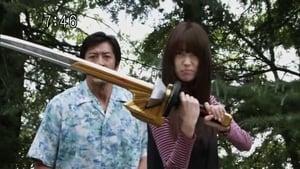 Super Sentai Season 33 :Episode 34  Act 34: Fatherly Love, Girlish Innocence