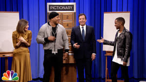 LL Cool J, Rose Byrne, Big Sean