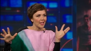 The Daily Show with Trevor Noah Season 18 :Episode 121  Maggie Gyllenhaal