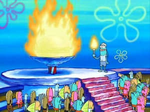 SpongeBob SquarePants Season 2 :Episode 37  The Fry Cook Games