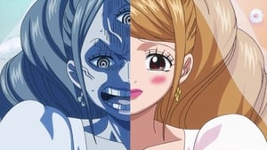 The Broken Couple! Sanji and Pudding Enter!