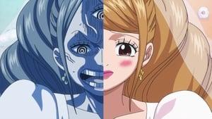One Piece Season 19 :Episode 831  The Broken Couple! Sanji and Pudding Enter!