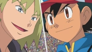 Pokémon Season 16 :Episode 6  Curtain Up, Unova League!