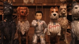 Isle of Dogs (2018) BRRip Full Hindi Dubbed Movie Watch Online