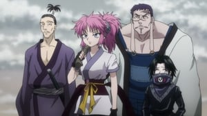 Hunter x Hunter Season 1 :Episode 41  Gathering x Of x Heroes!