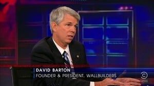 The Daily Show with Trevor Noah Season 16 : David Barton