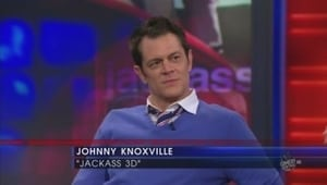 The Daily Show with Trevor Noah Season 15 : Johnny Knoxville