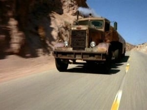 Captura de El diablo sobre ruedas / Reto a Muerte (Duel)