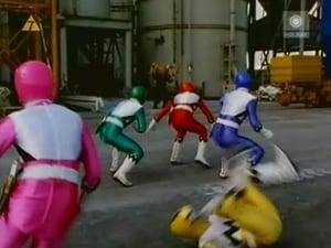 Power Rangers season 7 Episode 4