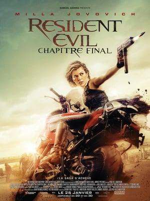 Télécharger Resident Evil: Chapitre Final ou regarder en streaming Torrent magnet
