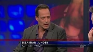 The Daily Show with Trevor Noah Season 15 : Sebastian Junger