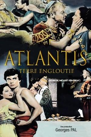 Atlantis, Terre engloutie