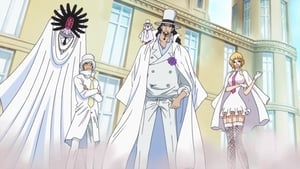 One Piece Season 20 : The Holyland in Tumult! The Targeted Princess Shirahoshi!