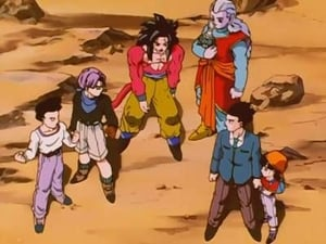 Dragon Ball GT Season 1 :Episode 38  From Everyone's Power... The Revival of Super Goku 4