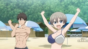 Uzaki-chan Wants to Hang Out! Season 1 :Episode 6  Summer! The Beach! I Want to Test My Courage!