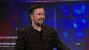 The Daily Show with Trevor Noah Season 15 : Ricky Gervais