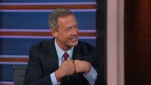 The Daily Show with Trevor Noah Season 21 : Martin O'Malley