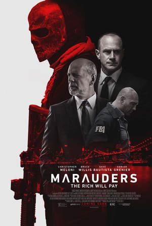 Los conspiradores (Marauders) (2016)
