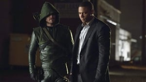 Arrow Season 1 :Episode 11  Confiance et trahison