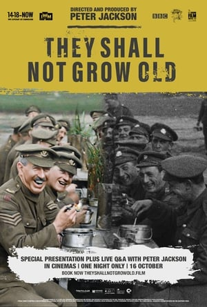 Watch They Shall Not Grow Old Full Movie