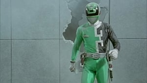 Super Sentai Season 28 : Green Mystery