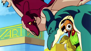 A Monster is Taken Away! The Culprit is Great Saiyaman?