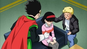 Dragon Ball Super Season 4 : For The Ones He Loves! The Unbeatable Great Saiyaman!!
