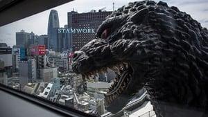 Capture of Godzilla: Resurgence