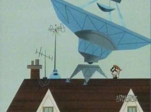 Captura de El laboratorio de Dexter 4×5