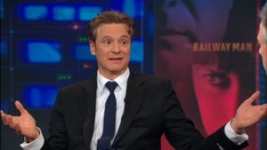 The Daily Show with Trevor Noah Season 19 : Colin Firth