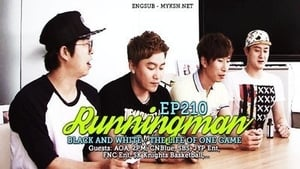 Running Man Season 1 :Episode 210  Black and White - The Life of One Game