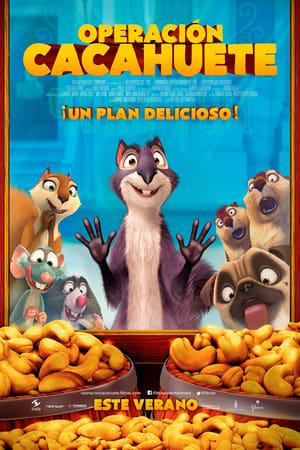 Operación cacahuete (The Nut Job) (Locos por las nueces) (2014)