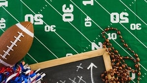 Rachael Ray Season 13 :Episode 88  Annual Super Bowl Recipe Playoff