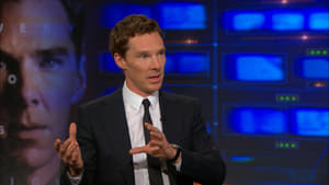 The Daily Show with Trevor Noah Season 20 :Episode 26  Benedict Cumberbatch