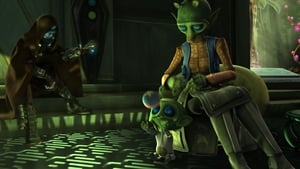 Star Wars: The Clone Wars Season 2 :Episode 3  Children of the Force