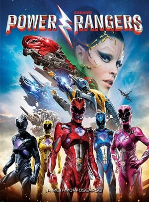 Power Rangers Pelicula torrent